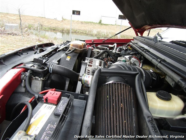 2001 Ford F-250 Super Duty Lariat 7.3 Diesel Lifted 4X4 Long Bed - Photo 42 - Richmond, VA 23237