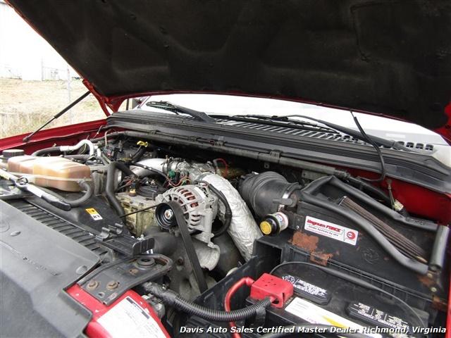 2001 Ford F-250 Super Duty Lariat 7.3 Diesel Lifted 4X4 Long Bed - Photo 41 - Richmond, VA 23237