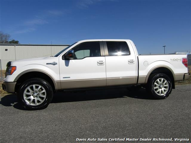 ford   king ranch  fully loaded supercrew