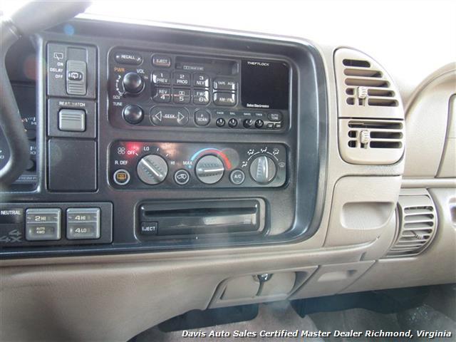 1999 Chevrolet Tahoe LT Edition 4X4 Loaded - Photo 22 - Richmond, VA 23237