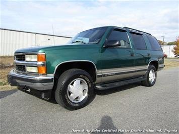 1999 Chevrolet Tahoe LT Edition 4X4 Loaded SUV