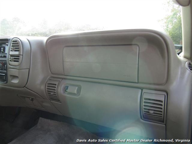 1999 Chevrolet Tahoe LT Edition 4X4 Loaded - Photo 15 - Richmond, VA 23237