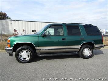 1999 Chevrolet Tahoe LT Edition 4X4 Loaded - Photo 2 - Richmond, VA 23237
