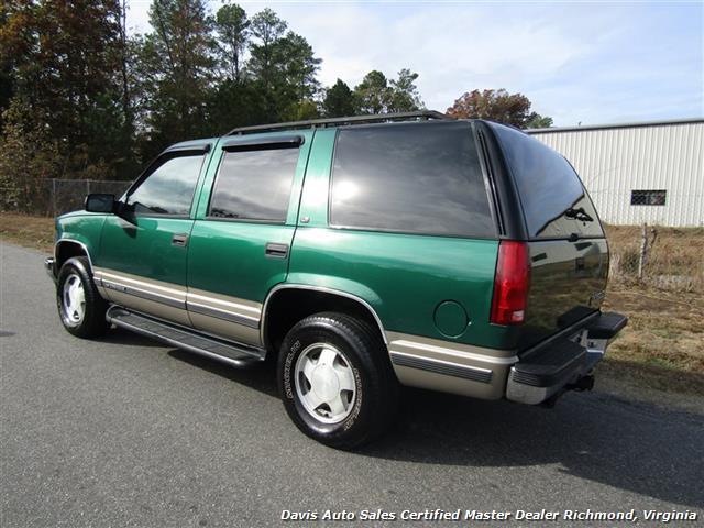 1999 Chevrolet Tahoe LT Edition 4X4 Loaded - Photo 3 - Richmond, VA 23237