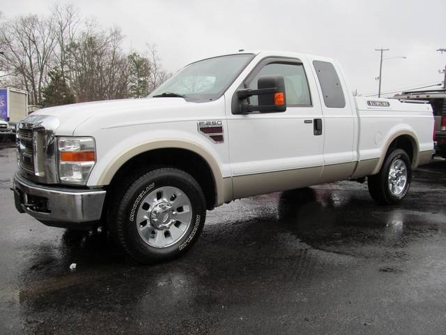 2008 Ford F 250 Super Duty Lariat SOLD