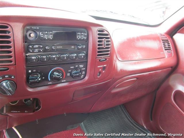 Richmond Auto Sales >> 1997 Ford F-150 XLT 4X4 Regular Cab Short Bed