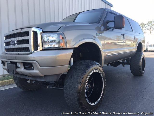 2004 Ford Excursion Limited Lifted Power Stroke Turbo Diesel 4X4 - Photo 2 - Richmond, VA 23237