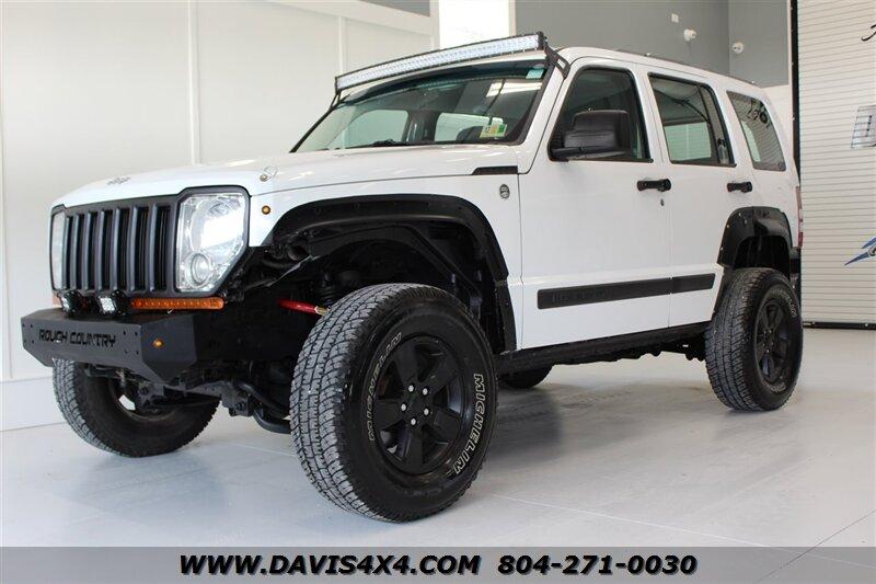 2012 Jeep Liberty Sport Lifted Customized 4X4Davis Auto Sales