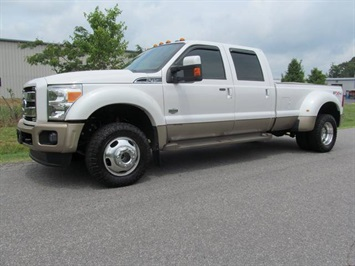 2011 Ford F-450 Super Duty King Ranch Truck