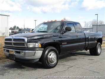 1999 Dodge Ram 3500 Laramie SLT 5.9 Cummins Diesel Quad Cab Dually - Photo 1 - Richmond, VA 23237