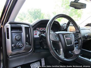 2014 GMC Sierra 1500 SLT Z92 Off Road ALC American Luxury Coach Lifted 4X4 Crew Cab - Photo 43 - Richmond, VA 23237