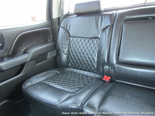 2014 GMC Sierra 1500 SLT Z92 Off Road ALC American Luxury Coach Lifted 4X4 Crew Cab - Photo 26 - Richmond, VA 23237