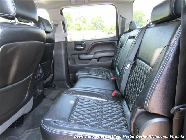 2014 GMC Sierra 1500 SLT Z92 Off Road ALC American Luxury Coach Lifted 4X4 Crew Cab - Photo 21 - Richmond, VA 23237