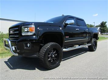 2014 GMC Sierra 1500 SLT Z92 Off Road ALC American Luxury Coach Lifted 4X4 Crew Cab Truck