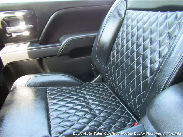 2014 GMC Sierra 1500 SLT Z92 Off Road ALC American Luxury Coach Lifted 4X4 Crew Cab - Photo 27 - Richmond, VA 23237
