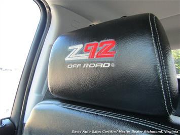 2014 GMC Sierra 1500 SLT Z92 Off Road ALC American Luxury Coach Lifted 4X4 Crew Cab - Photo 19 - Richmond, VA 23237