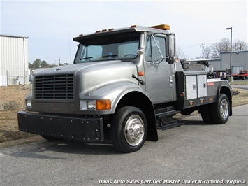 1999 International 4700 Century Dual Line Medium Duty Work Tow Wrecker Truck