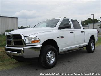 2011 Dodge Ram 2500 HD ST 4X4 Crew Cab Short Bed Truck