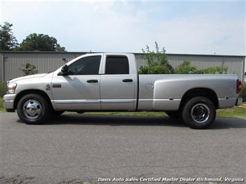 2008 Dodge Ram 3500 Big Horn Blue Tec 6.7 Cummins Turbo Diesel - Photo 2 - Richmond, VA 23237