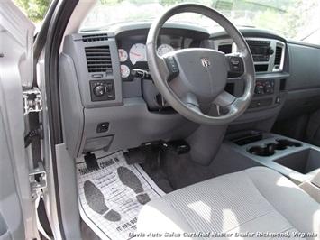 2008 Dodge Ram 3500 Big Horn Blue Tec 6.7 Cummins Turbo Diesel - Photo 5 - Richmond, VA 23237