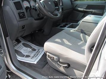 2008 Dodge Ram 3500 Big Horn Blue Tec 6.7 Cummins Turbo Diesel - Photo 4 - Richmond, VA 23237