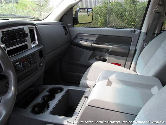 2008 Dodge Ram 3500 Big Horn Blue Tec 6.7 Cummins Turbo Diesel - Photo 20 - Richmond, VA 23237