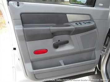 2008 Dodge Ram 3500 Big Horn Blue Tec 6.7 Cummins Turbo Diesel - Photo 19 - Richmond, VA 23237