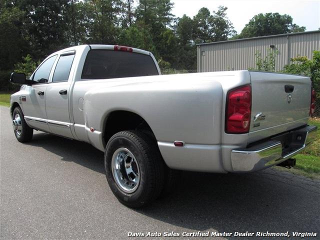 2008 Dodge Ram 3500 Big Horn Blue Tec 6.7 Cummins Turbo Diesel - Photo 3 - Richmond, VA 23237