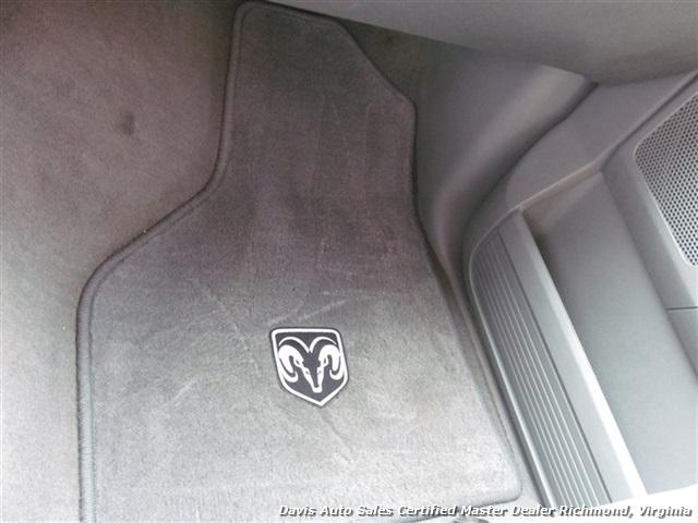 2008 Dodge Ram 3500 Big Horn Blue Tec 6.7 Cummins Turbo Diesel - Photo 23 - Richmond, VA 23237