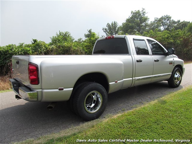 2008 Dodge Ram 3500 Big Horn Blue Tec 6.7 Cummins Turbo Diesel - Photo 15 - Richmond, VA 23237