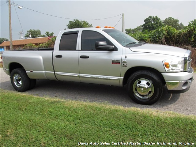 2008 Dodge Ram 3500 Big Horn Blue Tec 6.7 Cummins Turbo Diesel - Photo 14 - Richmond, VA 23237