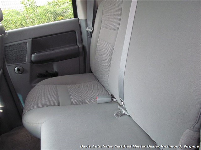 2008 Dodge Ram 3500 Big Horn Blue Tec 6.7 Cummins Turbo Diesel - Photo 18 - Richmond, VA 23237