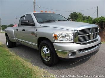 2008 Dodge Ram 3500 Big Horn Blue Tec 6.7 Cummins Turbo Diesel - Photo 13 - Richmond, VA 23237