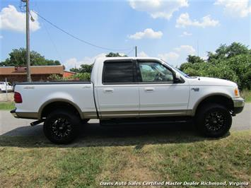 2002 Ford F-150 Lariat Lifted 4X4 SuperCrew Short Bed - Photo 12 - Richmond, VA 23237