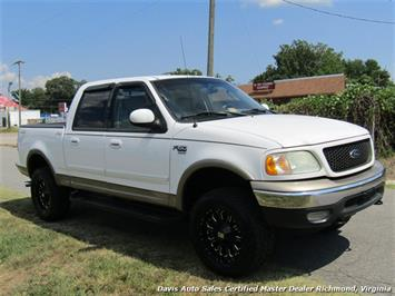 2002 Ford F-150 Lariat Lifted 4X4 SuperCrew Short Bed - Photo 13 - Richmond, VA 23237