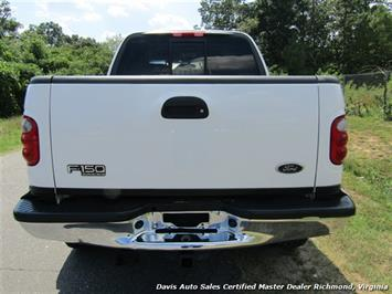 2002 Ford F-150 Lariat Lifted 4X4 SuperCrew Short Bed - Photo 4 - Richmond, VA 23237
