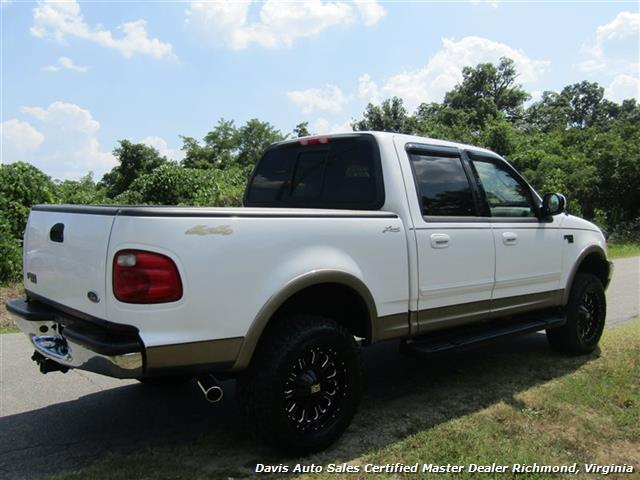 2002 Ford F-150 Lariat Lifted 4X4 SuperCrew Short Bed - Photo 11 - Richmond, VA 23237