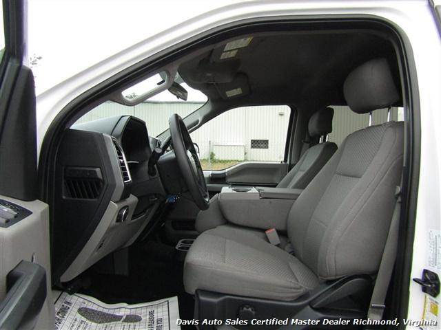 2017 Ford F-150 XLT Lifted Loaded Super Crew Cab Short Bed - Photo 28 - Richmond, VA 23237