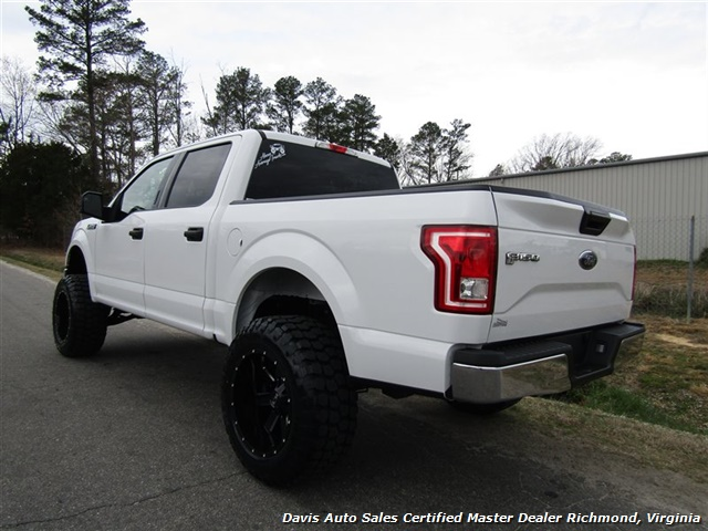 2017 Ford F 150 Xlt Lifted Loaded Super Crew Cab Short Bed
