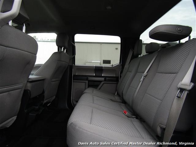 2017 Ford F-150 XLT Lifted Loaded Super Crew Cab Short Bed - Photo 36 - Richmond, VA 23237