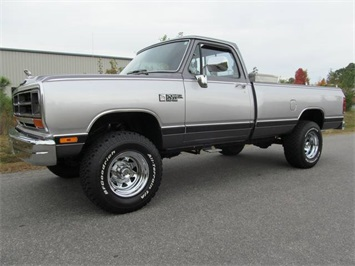 1989 Dodge Power Wagon Truck