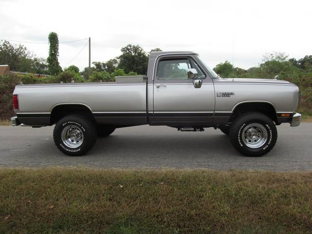 1989 Dodge Power Wagon (SOLD)
