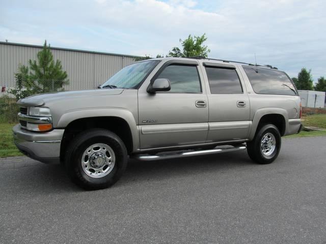 2000 Chevrolet Suburban 2500 Sold