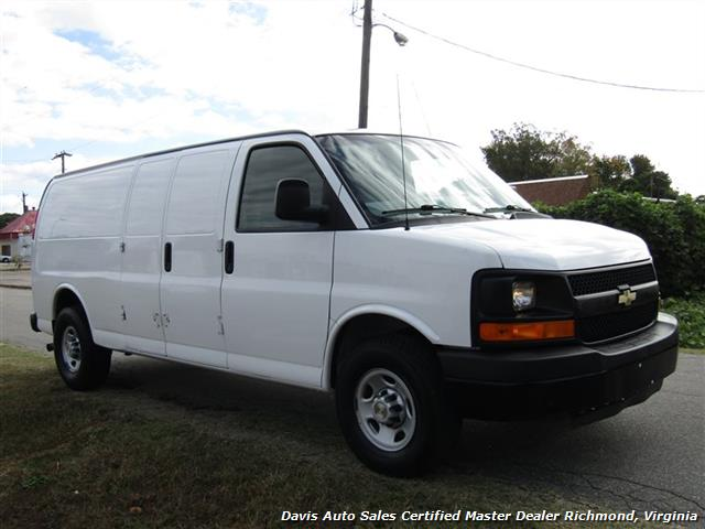 2010 Chevrolet Express G 2500 Extended Length Cargo Commercial Work SOLD - Photo 13 - Richmond, VA 23237