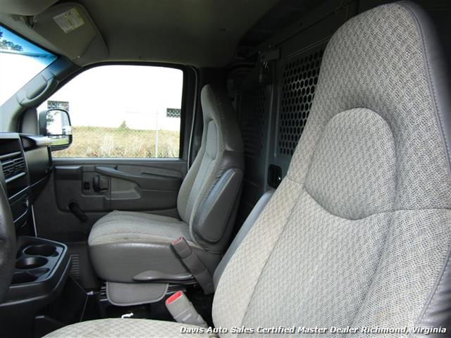 2010 Chevrolet Express G 2500 Extended Length Cargo Commercial Work SOLD - Photo 6 - Richmond, VA 23237