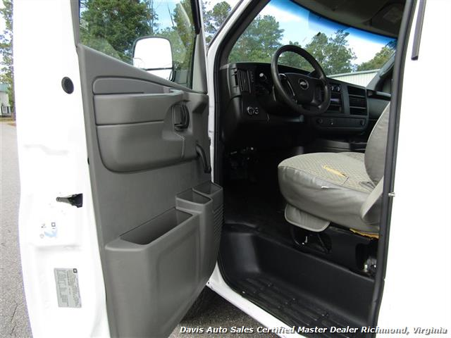 2010 Chevrolet Express G 2500 Extended Length Cargo Commercial Work SOLD - Photo 5 - Richmond, VA 23237