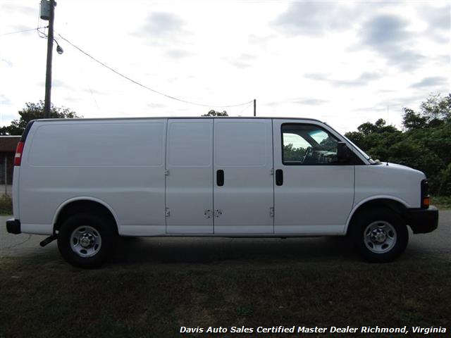 2010 Chevrolet Express G 2500 Extended Length Cargo Commercial Work SOLD - Photo 12 - Richmond, VA 23237