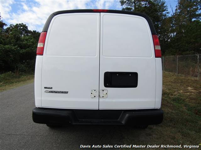 2010 Chevrolet Express G 2500 Extended Length Cargo Commercial Work SOLD - Photo 4 - Richmond, VA 23237