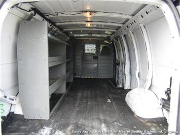 2010 Chevrolet Express G 2500 Extended Length Cargo Commercial Work SOLD - Photo 9 - Richmond, VA 23237