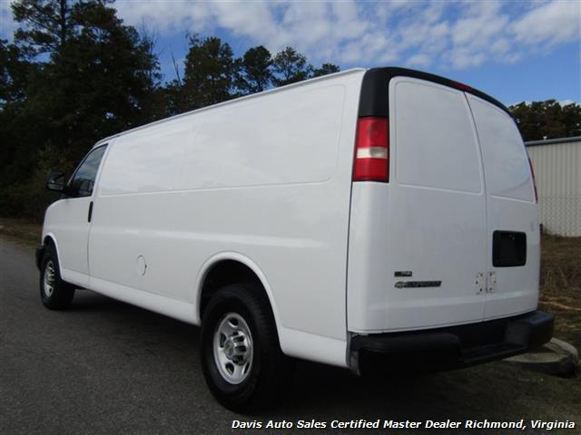 2010 Chevrolet Express G 2500 Extended Length Cargo Commercial Work SOLD - Photo 3 - Richmond, VA 23237